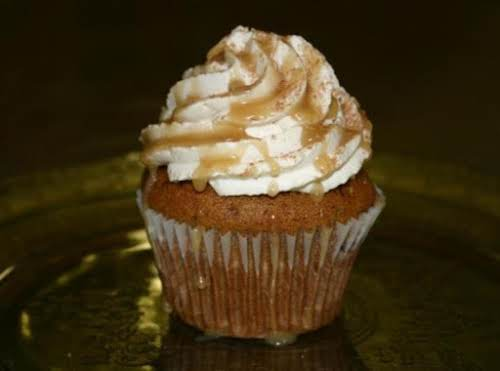 "Pumpkin Spice Latte Cupcakes ""I made these last weekend and they are..."