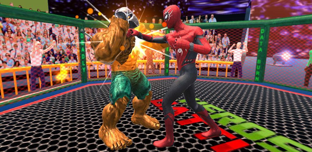 Super Spider Hero vs Spider boy