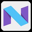 Nougat - Icon Pack icon