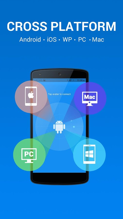 SHAREit: File Transfer,Sharing- screenshot