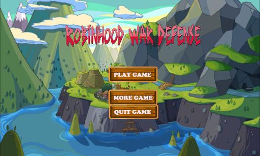 Robinhood War Defense screenshot 1