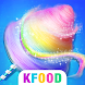 Unicorn Cotton Candy - Cooking Games for Girls