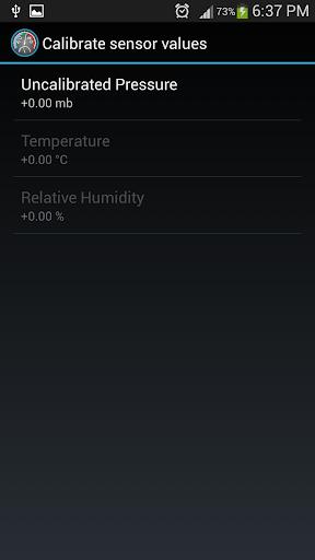 Barometer Plus 4.0.2 screenshots 5
