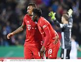 Le Bayern s'est imposé 2-0 contre Augsbourg