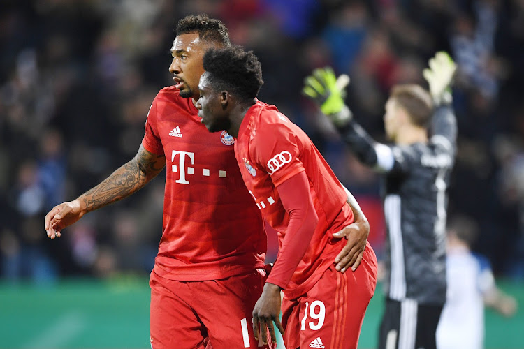 🎥 Le Bayern s'impose sans forcer contre Augsbourg