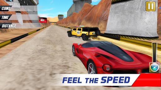 玩免費賽車遊戲APP|下載エクストリームパトカーレーサー app不用錢|硬是要APP