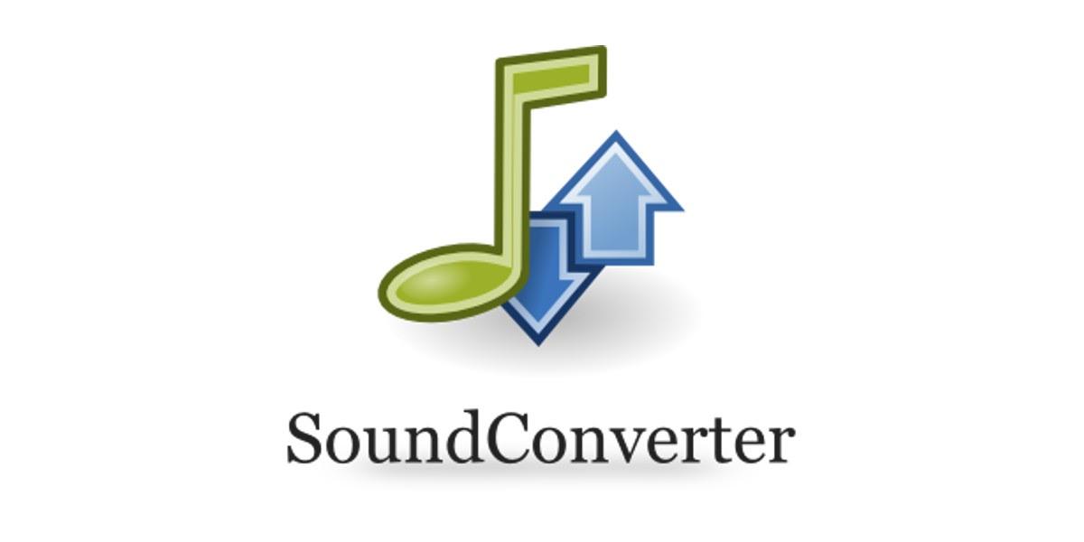 Como convertir audio en Ubuntu y otras distribuciones Linux con SoundConverter. Logo.