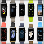 Smart Watch Onet Connect Game