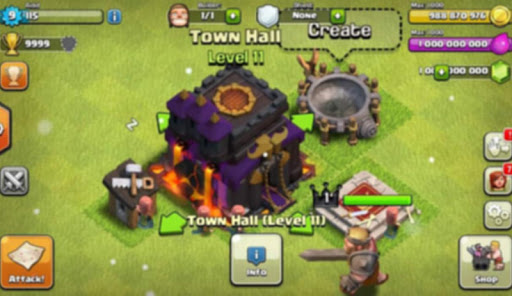 Special Generate Gem For Clash of Clans Prank 1.0 screenshots 3