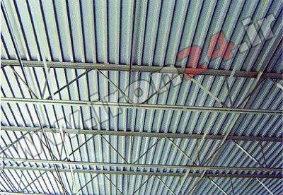 سقف رنگی
