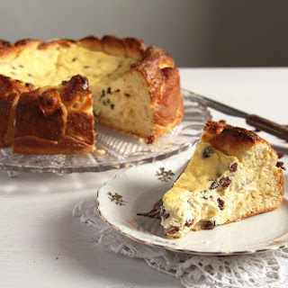 Romanian Easter Cheesecake – Pasca