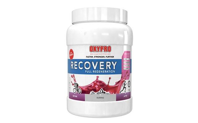 Análisis recuperador muscular Oxypro