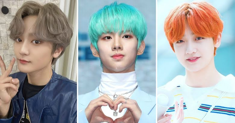 These Are The 15 Youngest Male K Pop Idols In The Industry Right Now Koreaboo