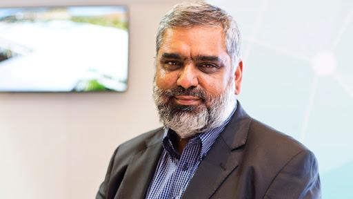 Ahmed Mahomed, Datacentrix CEO.