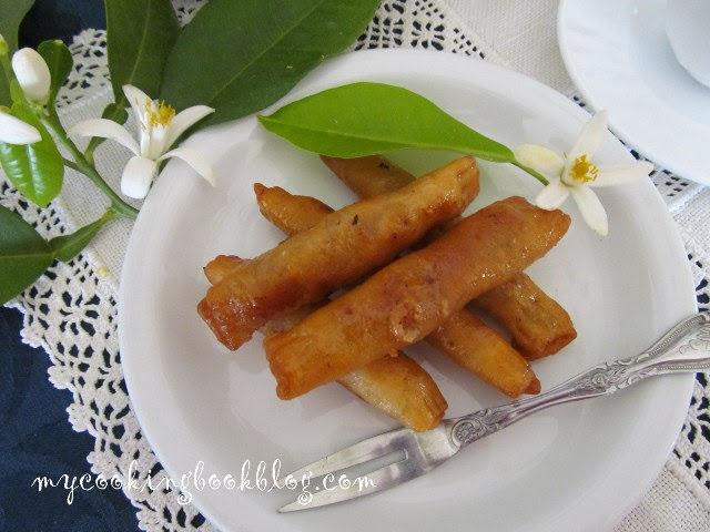 Дактила кирион (Δάκτυλα Κυριών) или Дамски пръсти
