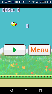Flappy Next- screenshot thumbnail