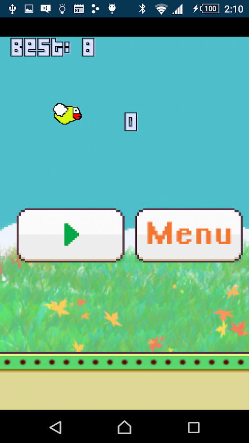 Flappy Next- screenshot
