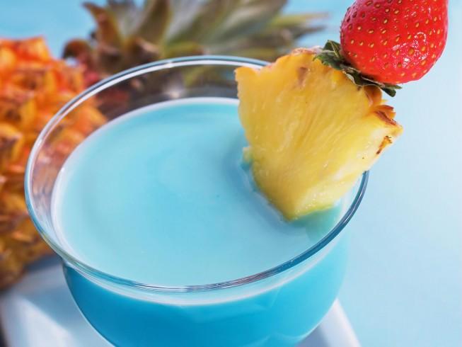 Applebee'S Blue Skies Cocktail Recipe