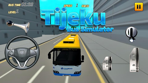 Tijeku Busway 3D screenshot 4