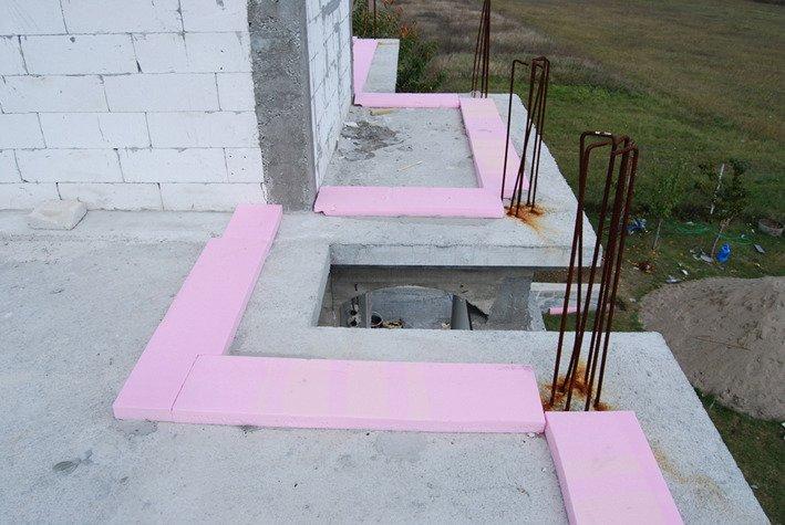 Płyty xps - zastosowanie w budownictwie