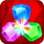 Jewel Match 3 Pop Puzzle Game