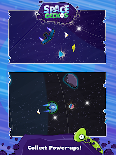 Space Geckos - Rescue Mission- screenshot thumbnail