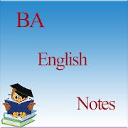 BA English Notes
