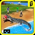 Crocodile Attack VR apk
