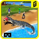 Crocodile Attack VR Icon