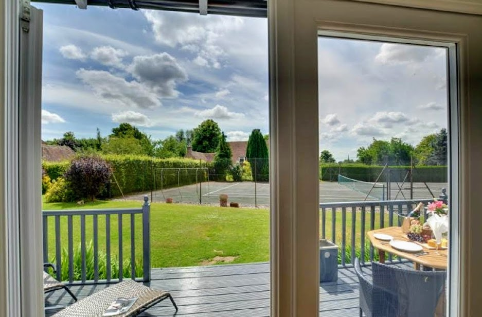 Brunger House self catering cottage Tenterden