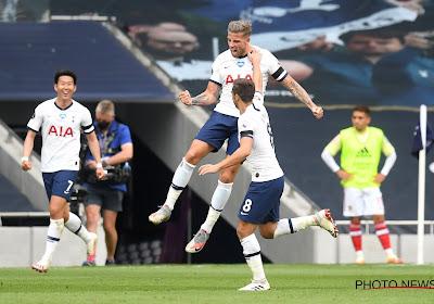 Tottenham et Alderweireld ne lâchent rien, Wolverhampton et Dendoncker perdent des points importants