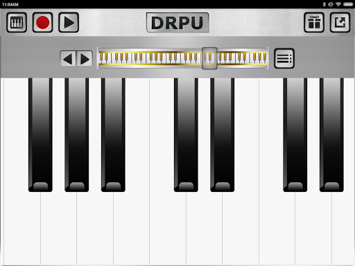 Piano Keyboard Music Pro - DRPU PIANO Learning App  screenshots 20