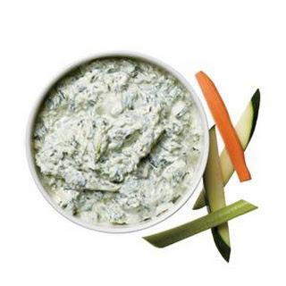 Spinach-Pesto Dip