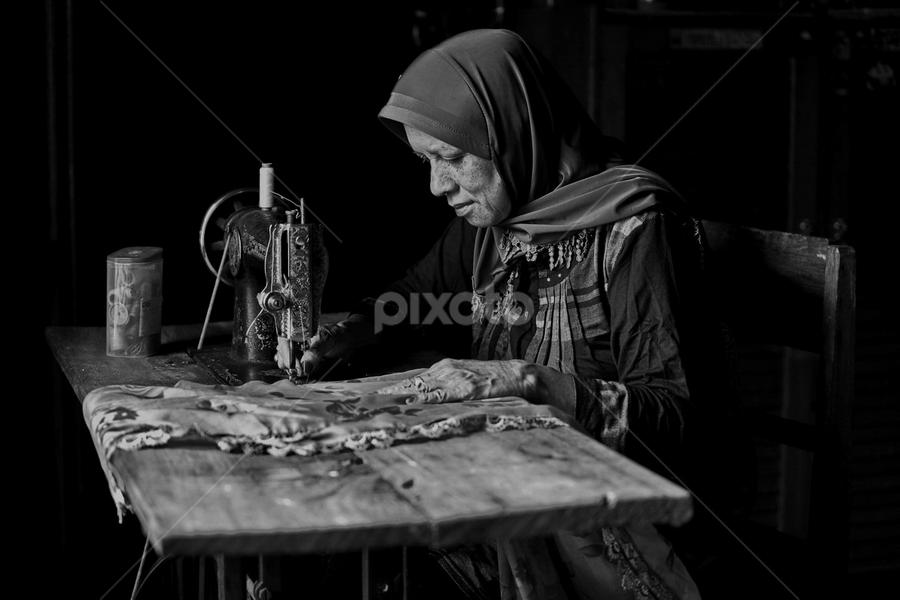 by DODY KUSUMA  - People Portraits of Women