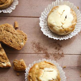 Gluten-Free Pumpkin Cream Cheese Muffins