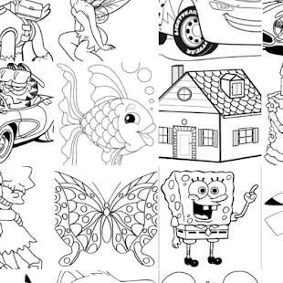 Coloriage de dessin - náhled