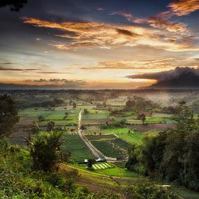 by Johan Joe - Landscapes Mountains & Hills