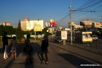 Photo: Walking tour of Novosibirsk with Olga and her friends