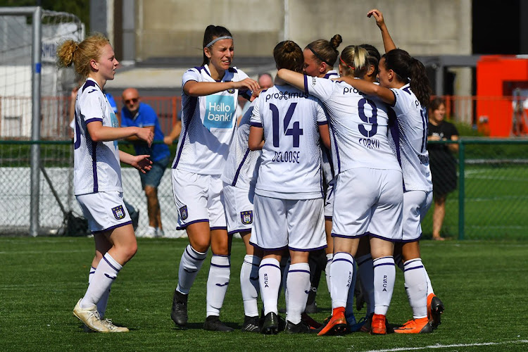 Van Anderlecht tot Zaffelare: deze 28 vrouwenploegen verloren nog geen punt dit seizoen
