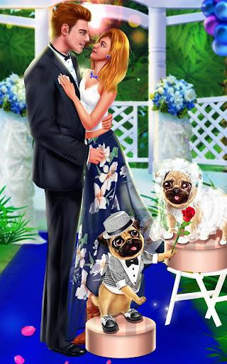 Pet Wedding Party Beauty Salon