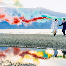 Jurufoto perkahwinan Luan Vu (LuanvuPhoto). Foto pada 23.09.2018