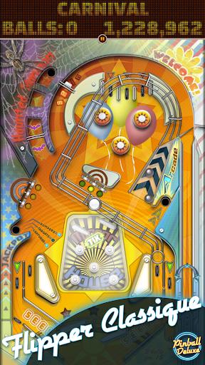 Pinball Deluxe: Reloaded  captures d'écran 1