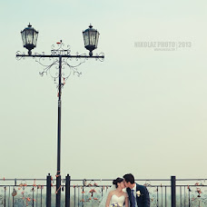 Wedding photographer Nikolay Stepanov (nikolaz). Photo of 22.07.2013