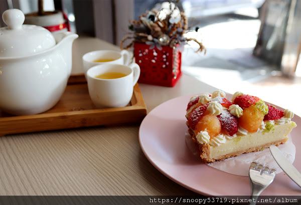 花甜囍室-以塔類、乳酪類為主軸的清新甜點店