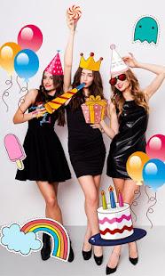 Snap Verjaardag Foto Filters Apps Op Google Play
