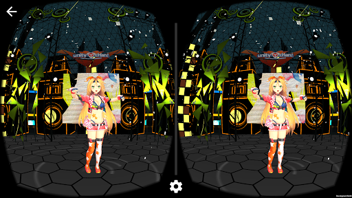VR Concert - Unity Chan 1.0 screenshots 6