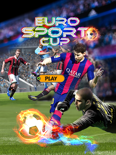 Euro Sport Cup Score Hero 1.4 screenshots 1