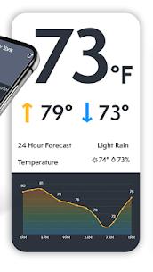 Weather Home – Live Radar Alerts & Widget 4