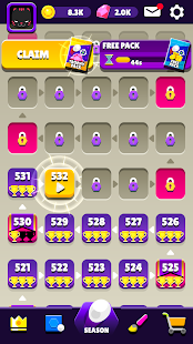 BRIKO : The Best Bricks Breaker 2020 Screenshot
