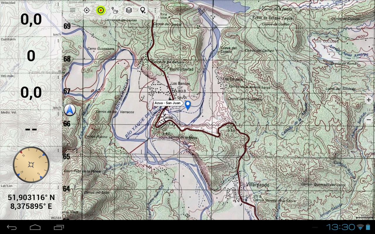Hispaniola Topo Maps Free Android Apps On Google Play - Atlogis us topo maps